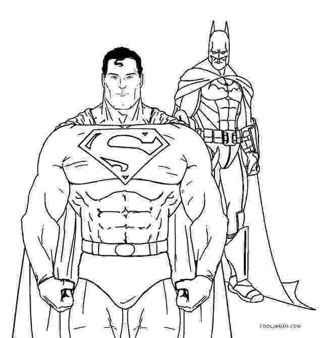 free batman printables free printable superman coloring pages for kids cool2bkids free batman printables