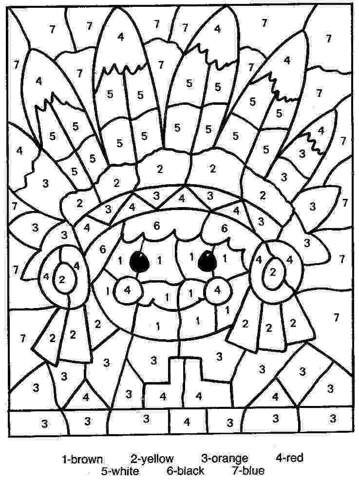 free color by number pages free printable color by number coloring pages best free number color pages by