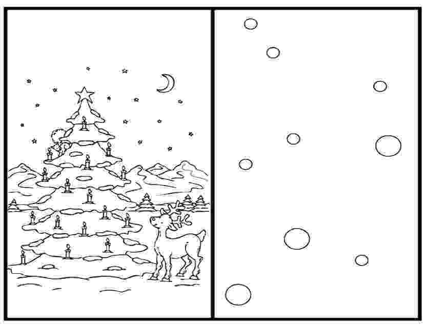 free coloring christmas cards christmas card coloring pages at getcoloringscom free free coloring christmas cards