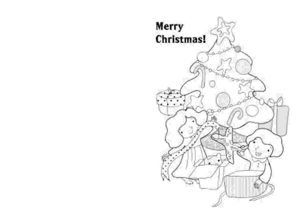 free coloring christmas cards free printable christmas coloring cards cards create and free cards coloring christmas