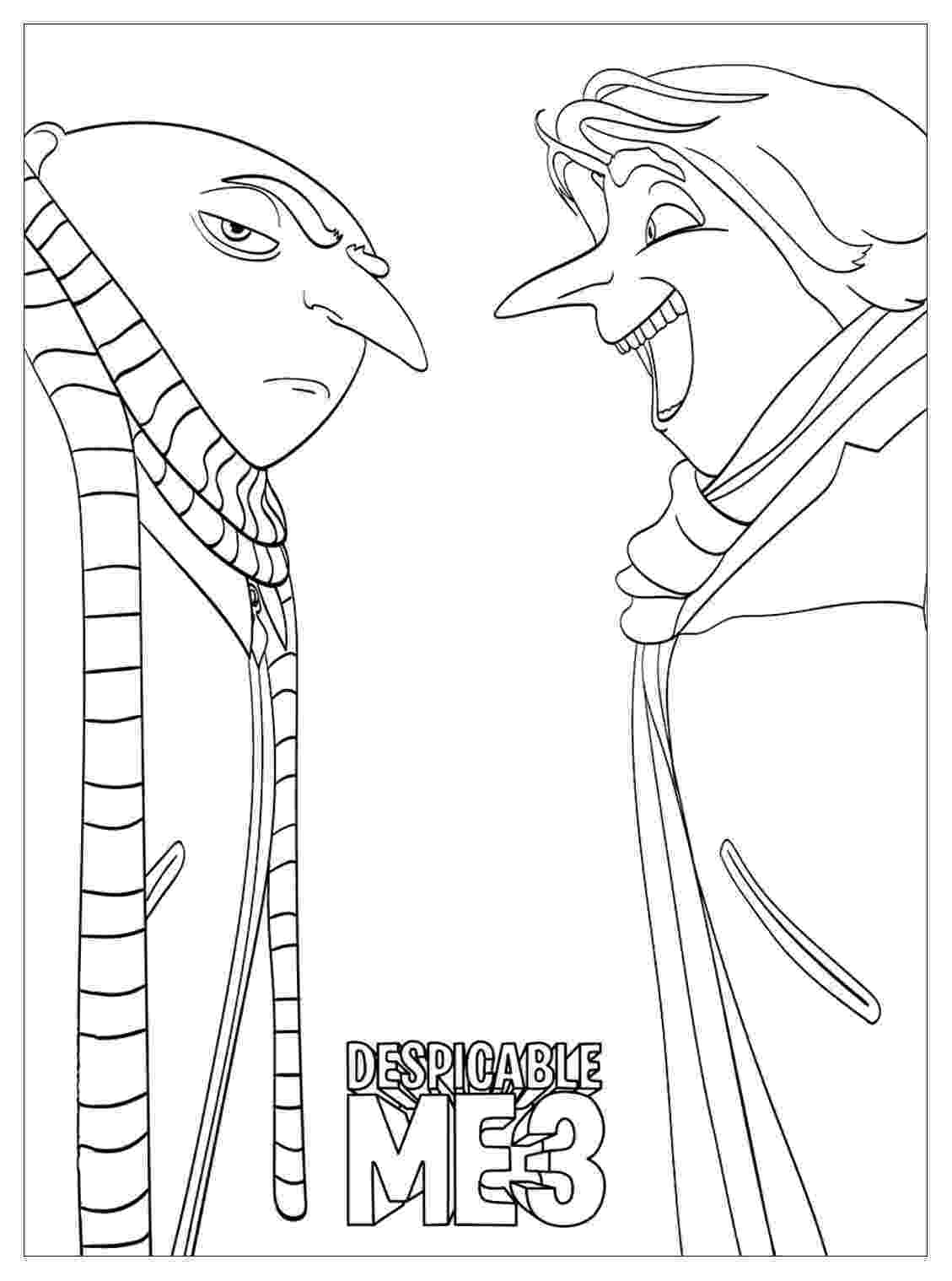 free coloring pages despicable me 51 best images about minions on pinterest coloring pages despicable coloring me free