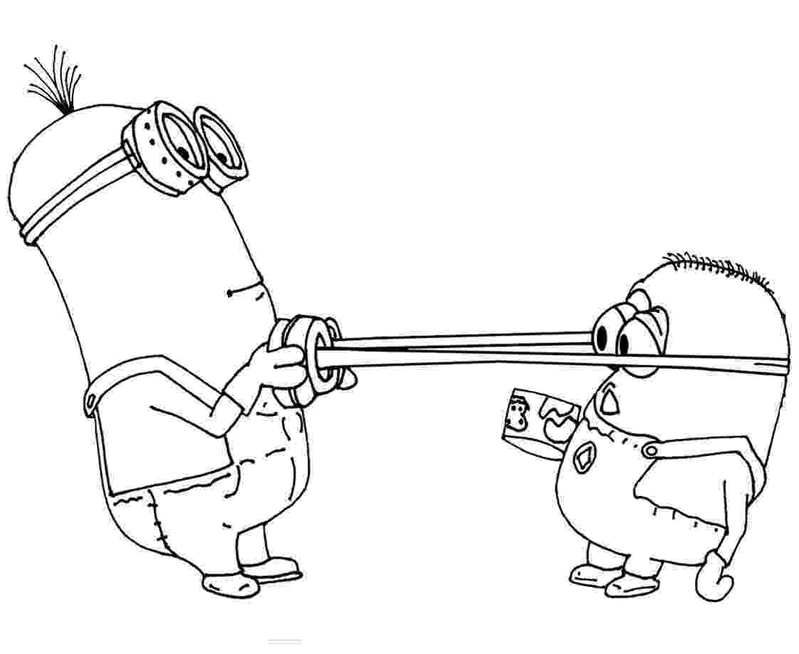 free coloring pages despicable me despicable me 2 agnes and unicorn 2 coloring page pages coloring despicable me free