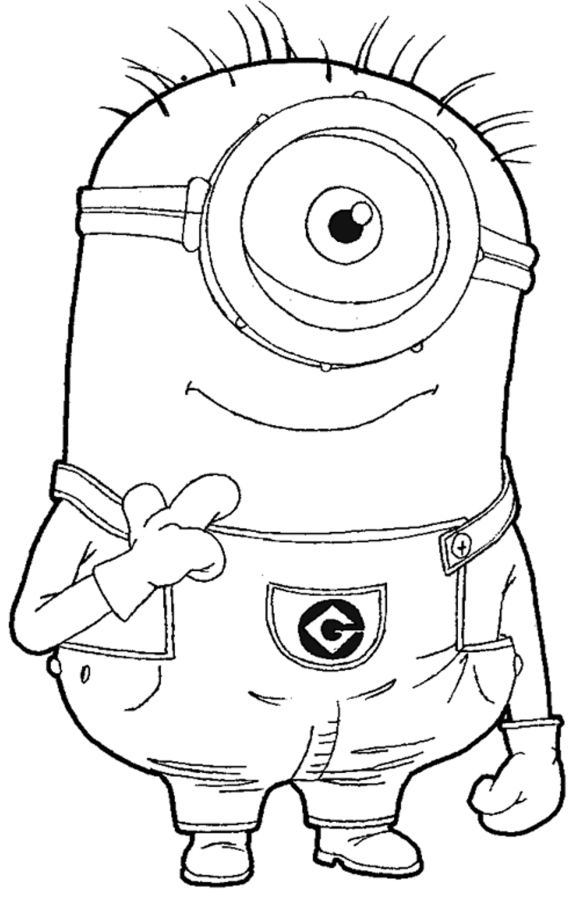 free coloring pages despicable me minions despicable me 2 coloring pages 550x725 picture pages coloring me free despicable