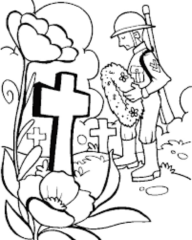 free coloring pages for memorial day memorial day coloring page northern news for day pages free coloring memorial