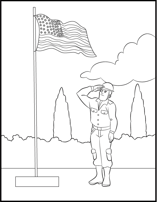 free coloring pages for memorial day memorial day coloring pages for kids preschool and coloring pages memorial free day for