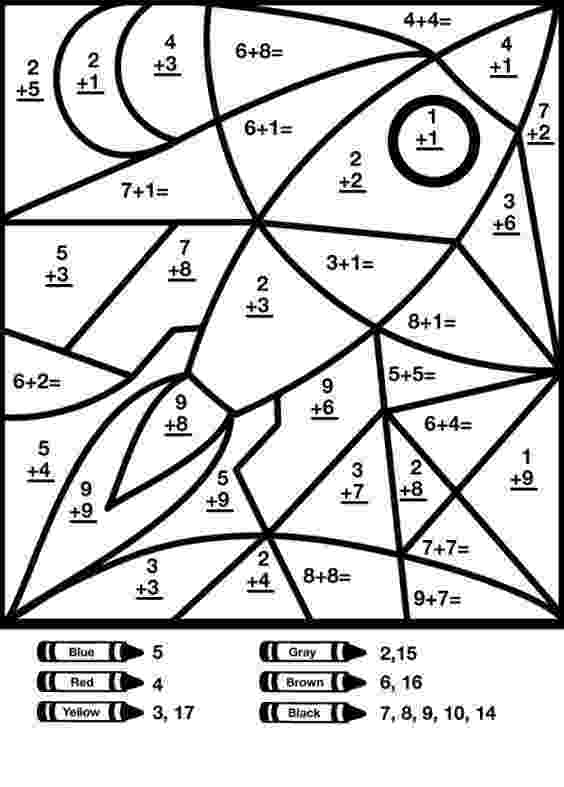 free coloring pages grade 1 coloring pages math coloring sheets rocket math pages free grade coloring 1