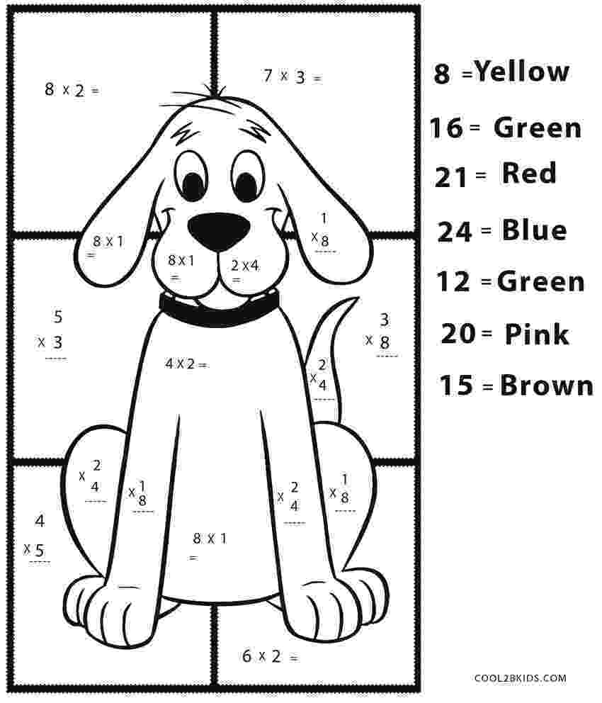 free coloring pages grade 1 free printable math coloring pages for kids cool2bkids pages coloring grade 1 free