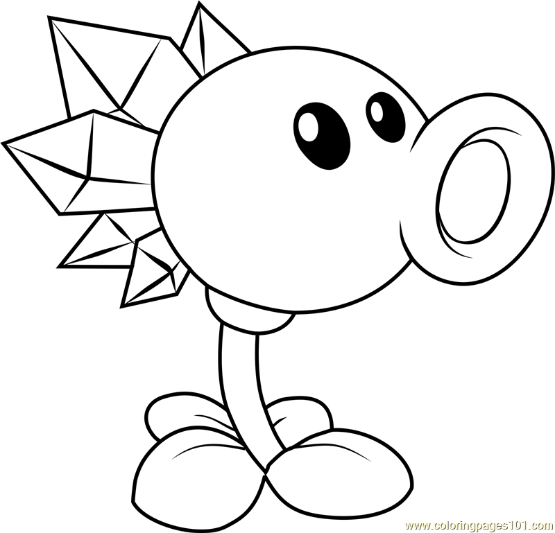 free coloring pages plants vs zombies free printable plants vs zombies coloring pages for kids plants vs coloring free zombies pages