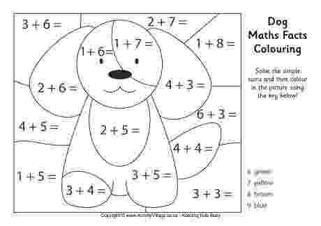 free colouring pages ks1 bunny maths facts colouring page math numbers free ks1 colouring pages
