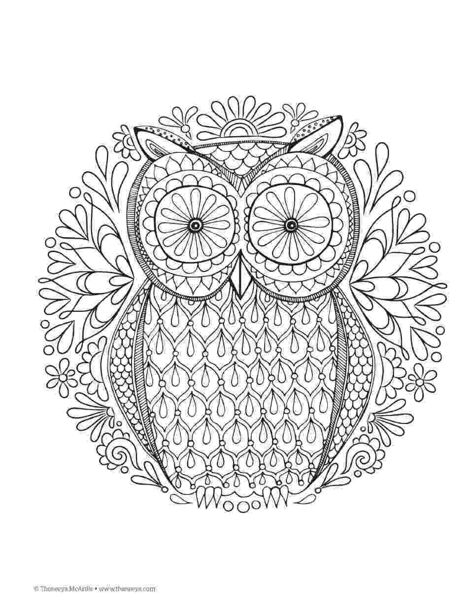 free colouring pages to print for adults adult coloring book art therapy volume 3 printable for print pages adults to free colouring