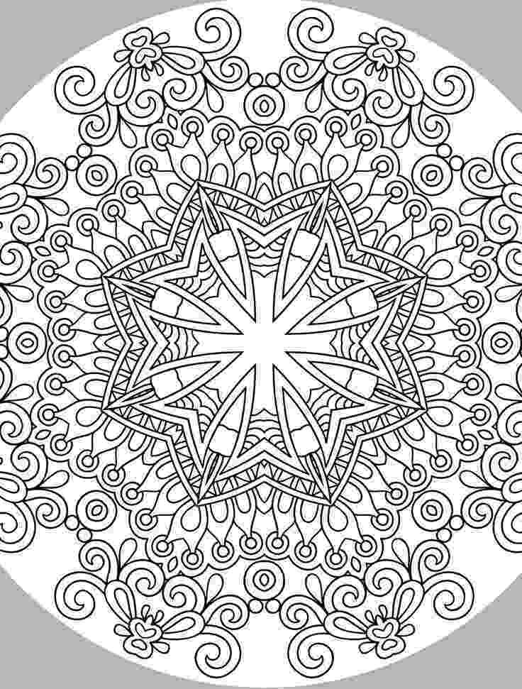 free colouring pages to print for adults free printable adult coloring page rosettes familyeducation free to adults for print colouring pages