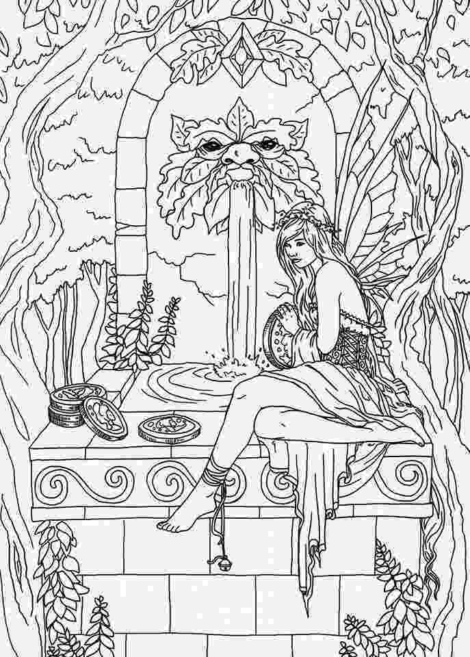 free colouring pages to print for adults pin by yvonne on coloring pages fairy coloring pages pages free print for adults to colouring