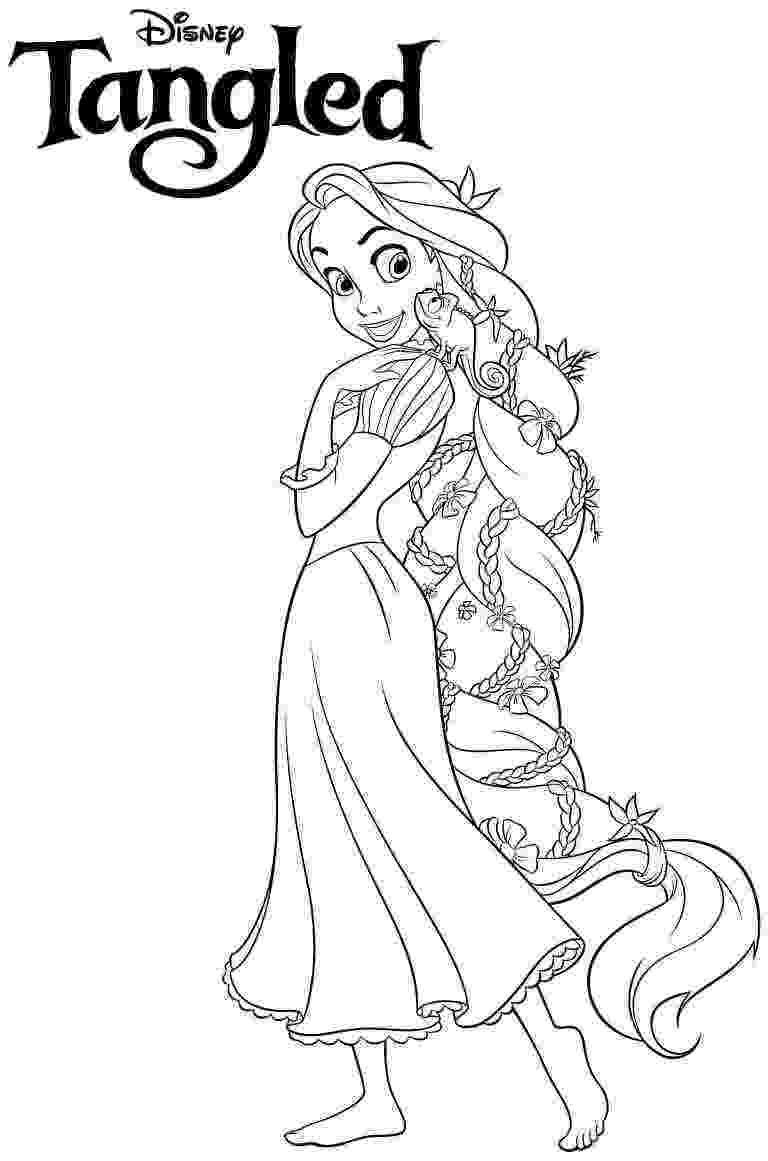 free disney princess coloring pages disney princess colouring pages rapunzel princess disney free princess coloring pages