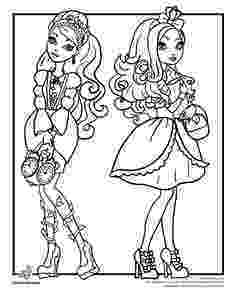 free ever after high printables ever after high a couple wing of cupid coloring pages after printables free ever high