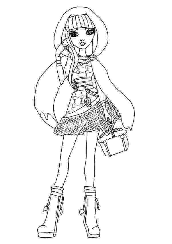 free ever after high printables ever after high coloring pages raven queen and apple ever after high free printables