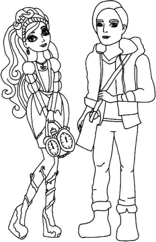 free ever after high printables ever after high coloring pages to download and print for free high printables ever after free