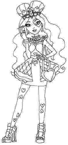 free ever after high printables free printable ever after high coloring pages ashlynn printables high ever free after