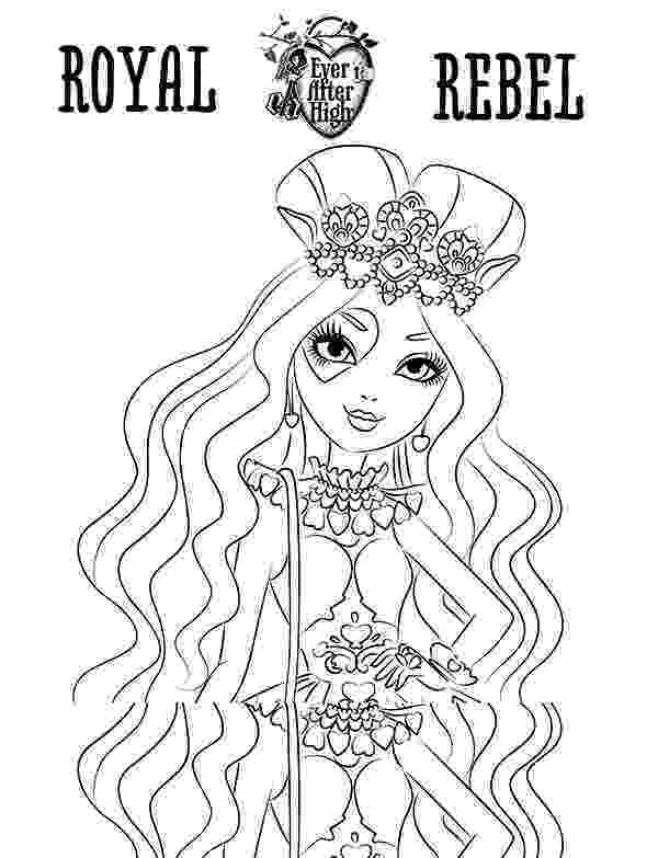 free ever after high printables lettuce coloring page at getcoloringscom free printable free after ever high printables