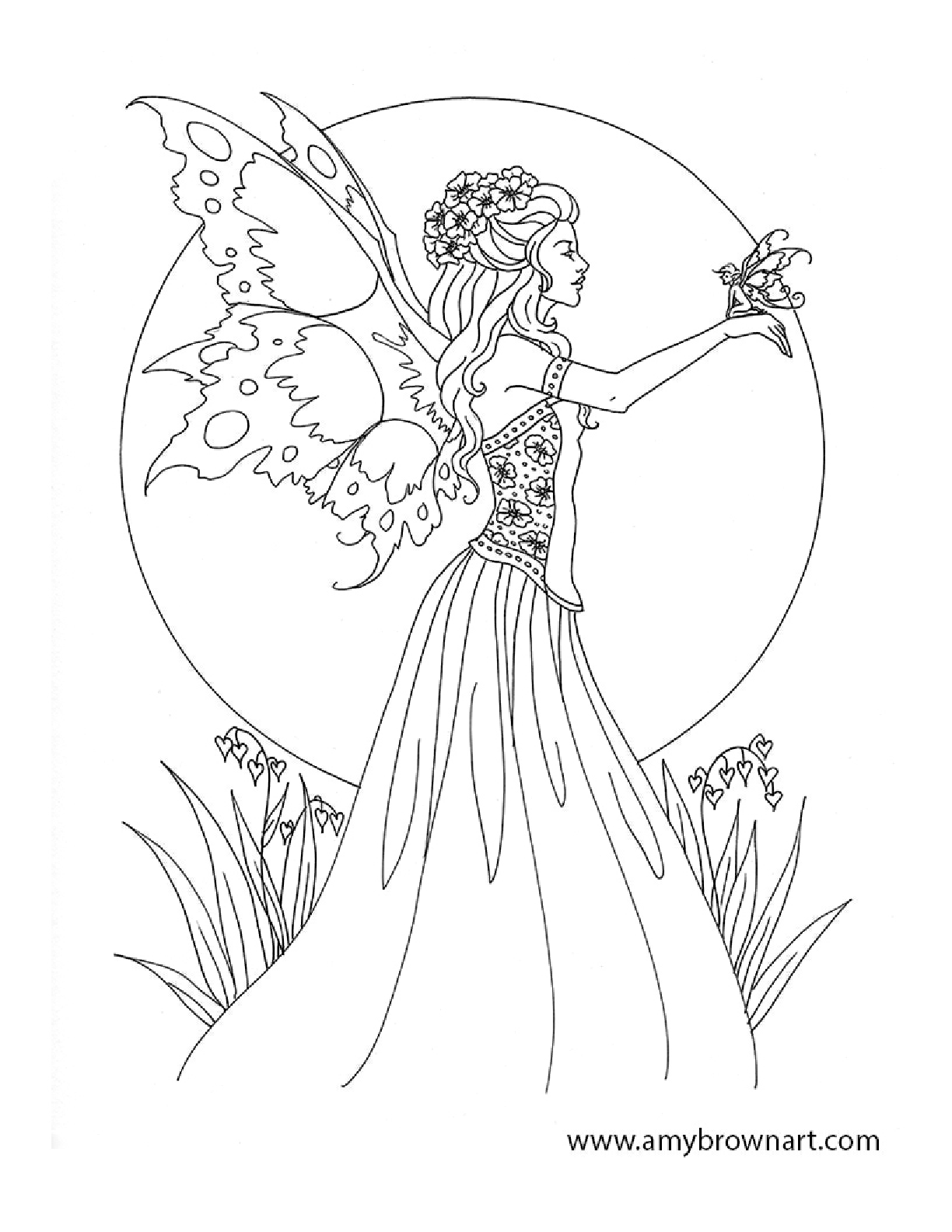 free fairy coloring pages free printable fairy coloring pages for kids free fairy coloring pages