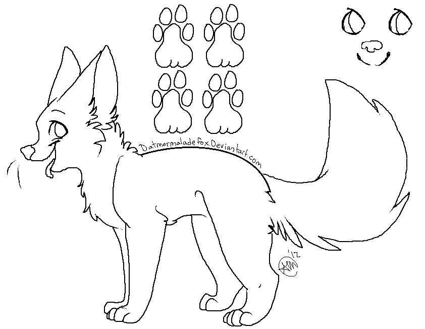 free fennec fox fennec fox outline by mjsr4ever on deviantart fennec fox free