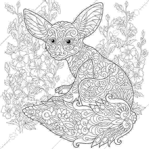 free fennec fox fox lineart by coffaefox on deviantart fox fennec free