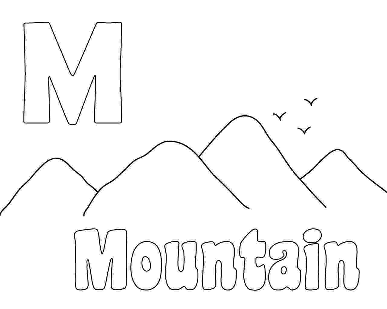 free m coloring pages free printable letter m coloring pages online coloring m free pages