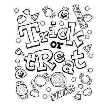 free n fun halloween coloring pages trick or treat candy free n fun halloween from oriental free pages halloween fun n coloring