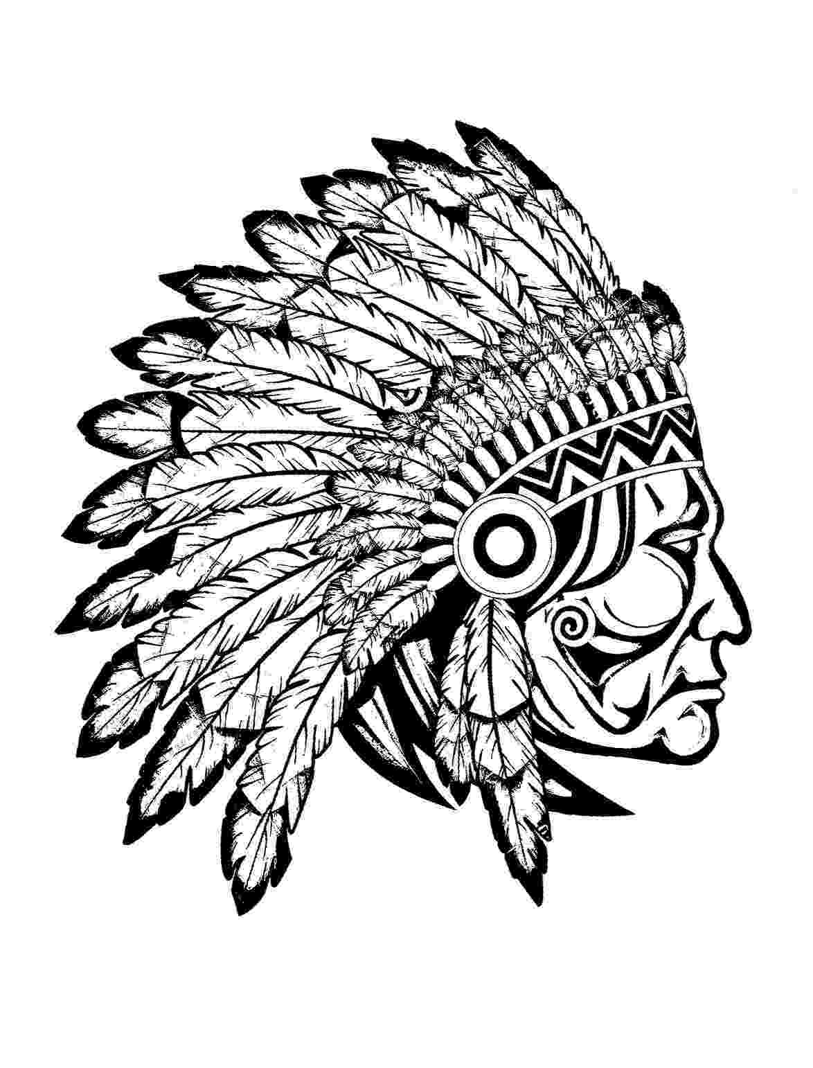 free native american indian coloring pages free coloring page native american freeprintable native pages indian free american coloring