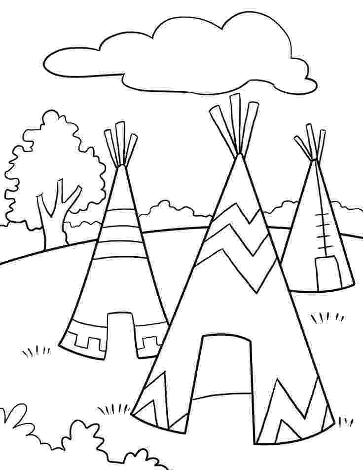 free native american indian coloring pages horse coloring pages free horses and native american pages coloring american free indian native