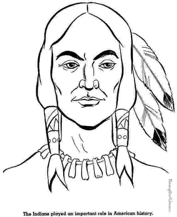 free native american indian coloring pages indian coloring pages getcoloringpagescom coloring pages free american indian native