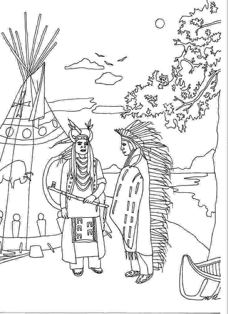 free native american indian coloring pages native american coloring pages to download and print for free native american free coloring pages indian
