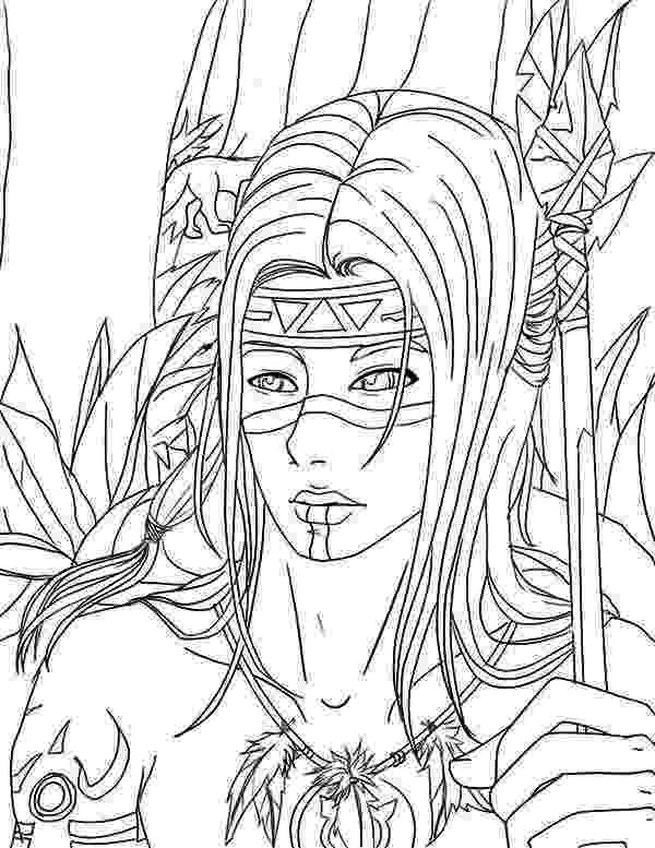 free native american indian coloring pages native american coloring pages to download and print for free pages coloring indian american free native
