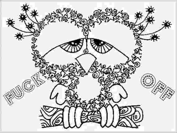 free online coloring pages for adults swear words assholeswear word coloring page swear word adult adults free online pages swear coloring words for