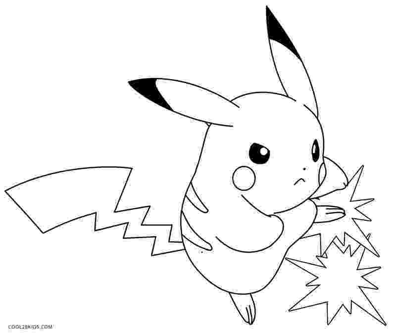 free pikachu printables free printable pikachu coloring pages for kids free printables pikachu 1 1