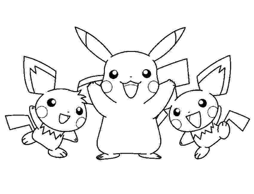 free pikachu printables pikachu from pokémon go coloring page free printable pikachu printables free