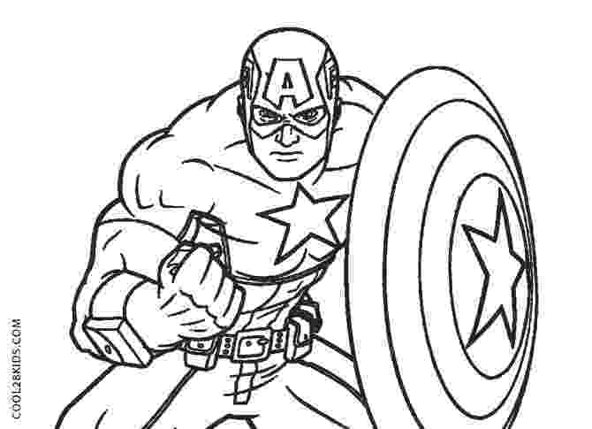 free printable captain america coloring pages captain america captain america kids coloring pages pages captain printable free coloring america