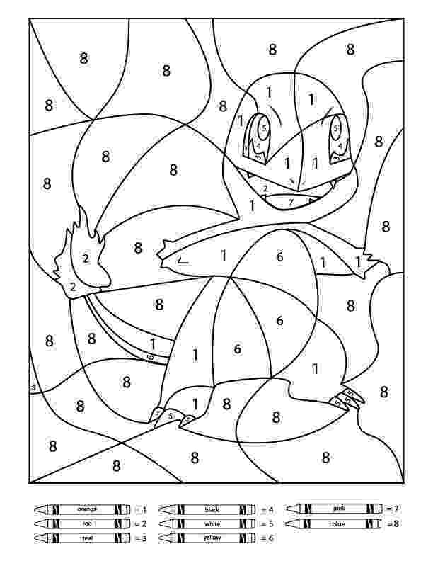free printable color by number free printable color by number coloring pages best printable free by number color