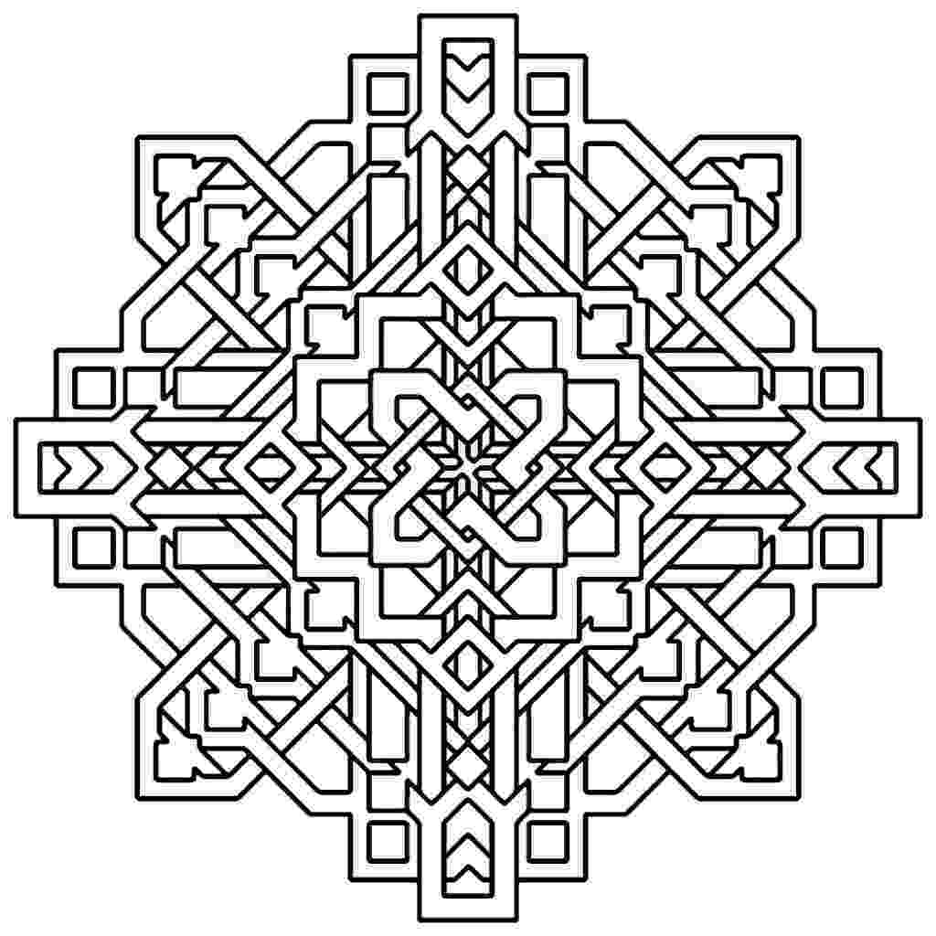 free printable coloring pages for adults geometric free printable geometric coloring pages for adults for adults pages printable geometric coloring free 1 1