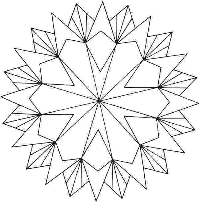 free printable coloring pages for adults geometric free printable geometric coloring pages for adults free coloring for printable adults pages geometric