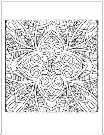 free printable coloring pages for adults geometric geometric shapes coloring page printable for adults pages coloring free geometric
