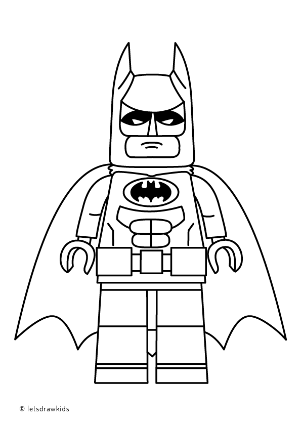 free printable coloring pages lego batman lego justice league coloring pages free coloring batman pages lego printable