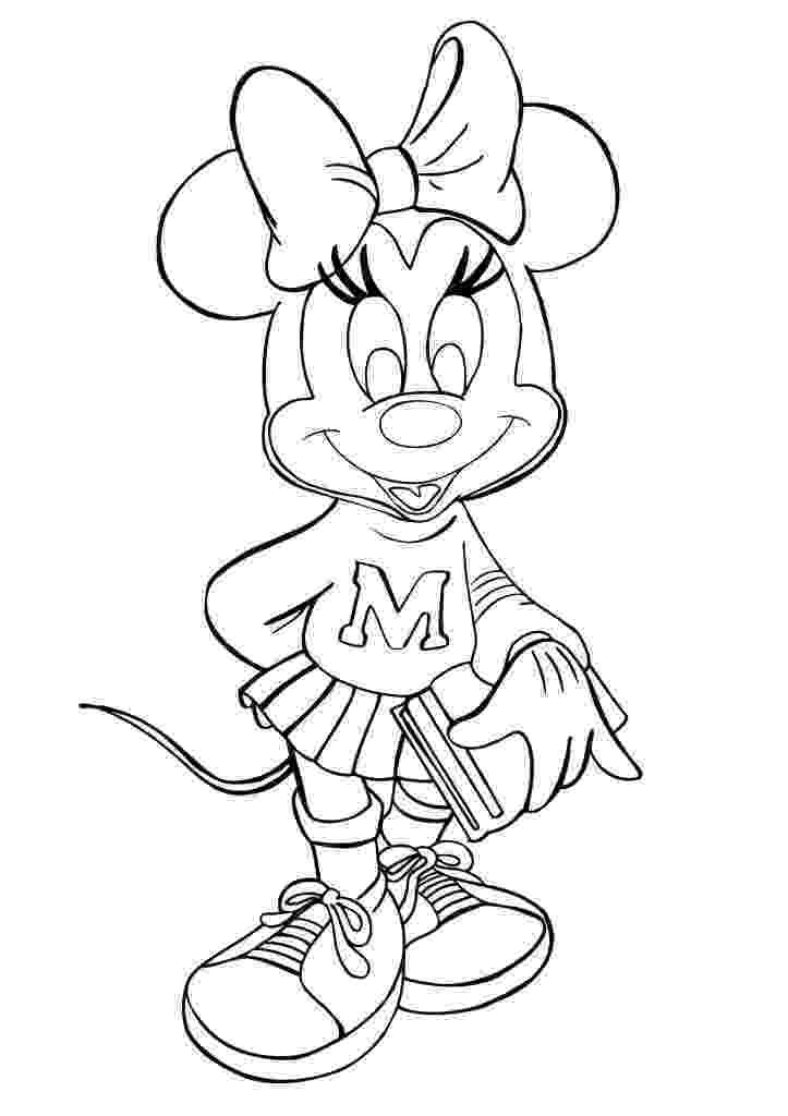 free printable coloring pages minnie mouse coloring pictures of minnie mouse google search mickey mouse free coloring printable minnie pages