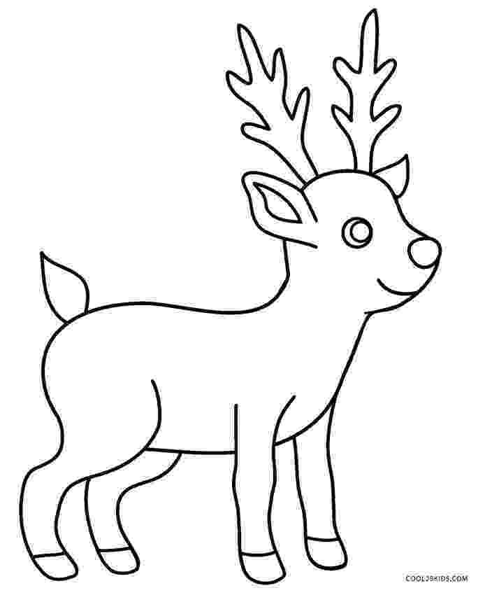 free printable coloring pages reindeer free printable reindeer coloring pages for kids free coloring reindeer printable pages
