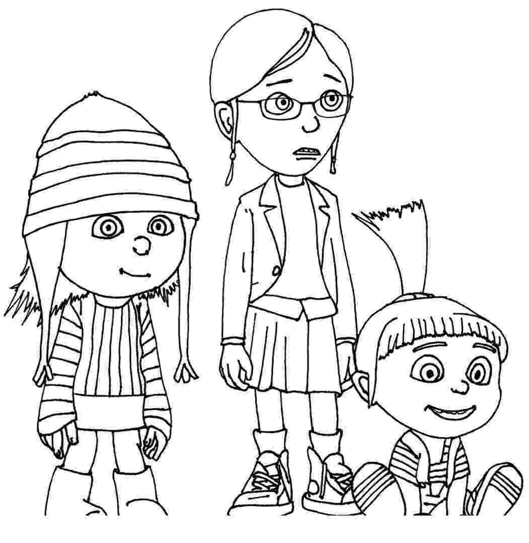 free printable despicable me coloring pages printable despicable me coloring pages for kids cool2bkids coloring despicable pages free me printable