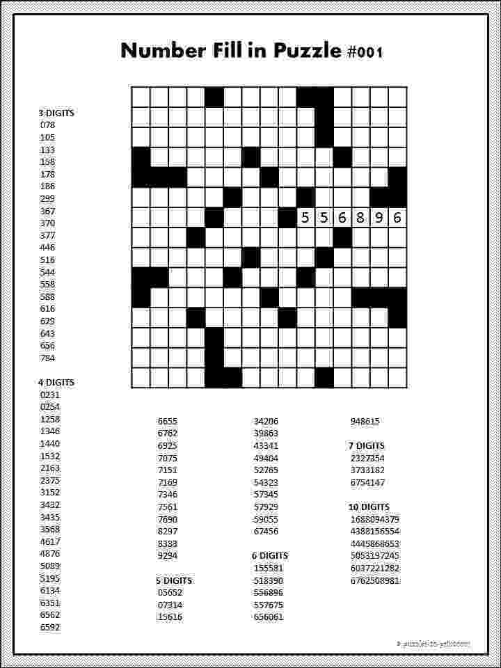free printable fill in puzzles 15 best puzzle images on pinterest free printable printable in fill puzzles free