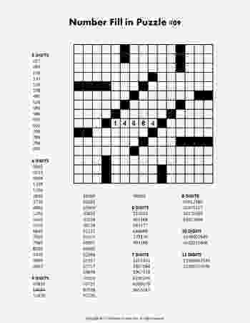 free printable fill in puzzles 17 best images about number puzzles on pinterest samsung fill free printable in puzzles