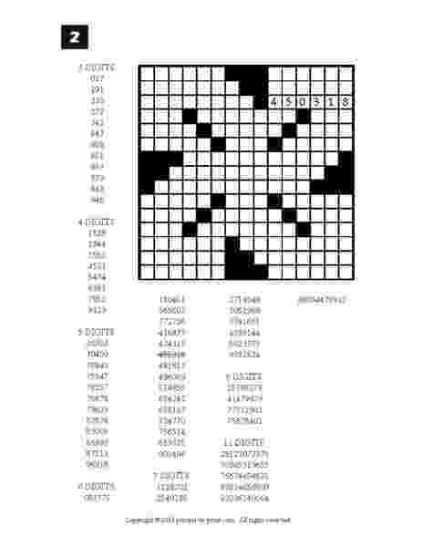 free printable fill in puzzles number fill in puzzles volume 2 printable pdf puzzles fill printable puzzles free in