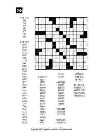 free printable fill in puzzles number fill in puzzles volume 3 printable pdf puzzles puzzles printable in free fill