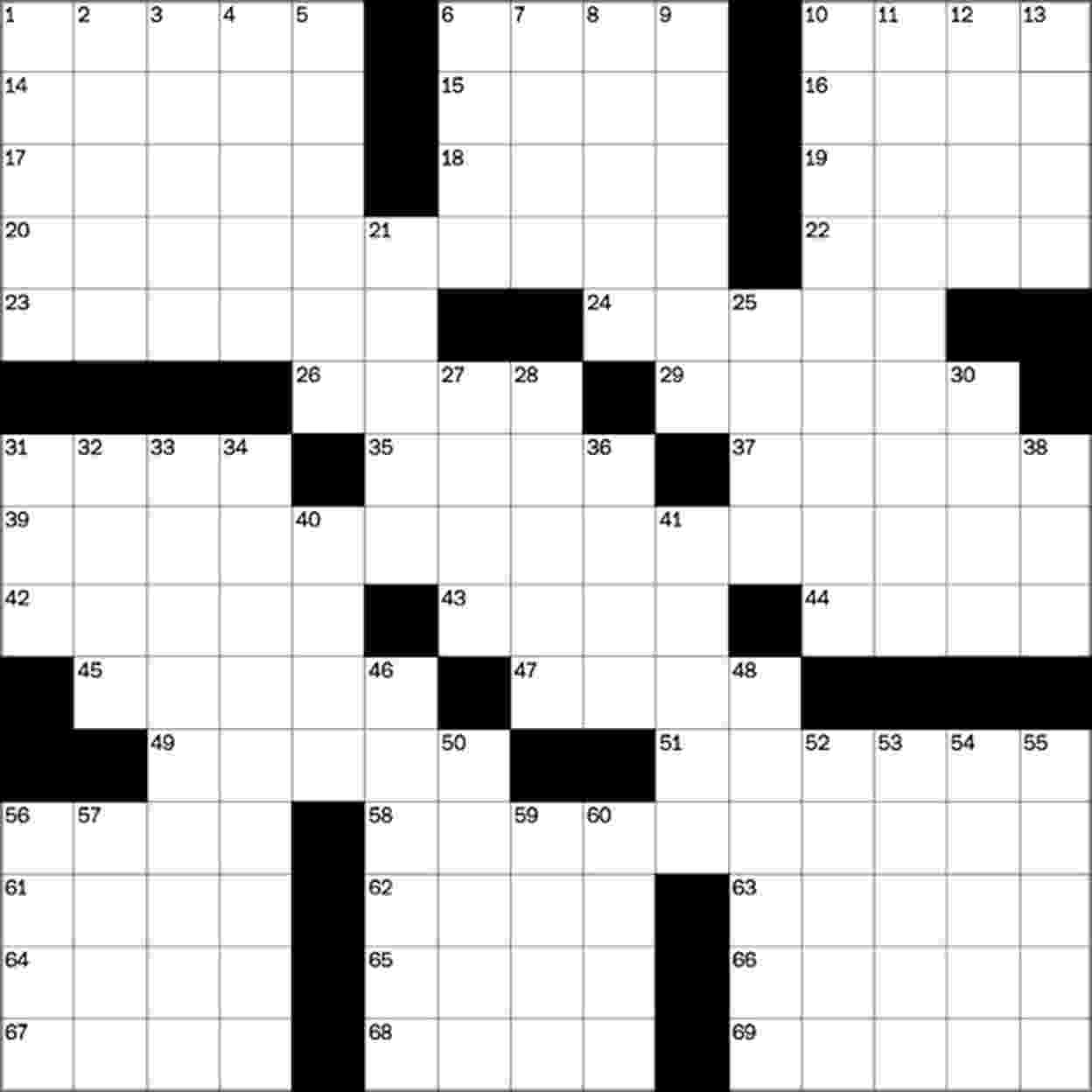 free printable fill in puzzles play free crossword puzzles from the washington post the puzzles printable in free fill