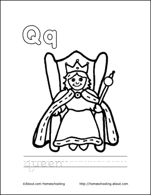 free printable letter q coloring pages letter q coloring book free printable pages free coloring letter q pages printable